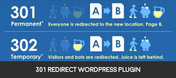 best 301 wordpress redirect plugins