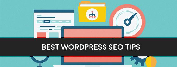 best wordpress seo tips