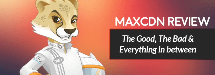 MaxCDN Review & Why It's The Best WordPress CDN Service