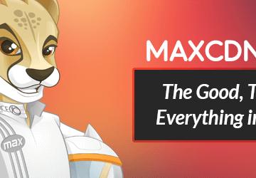 MaxCDN Review & Why It's The Best WordPress CDN Service