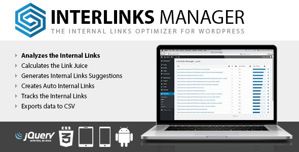 internal link manager wordpress plugin
