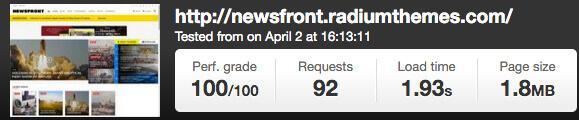 newsfront-speed