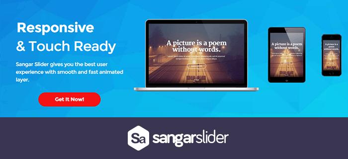 Sangar Slider WordPress Plugin – Review | WPVKP