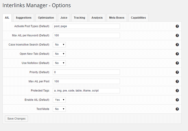 working-screenshot-of-internal-link-manager
