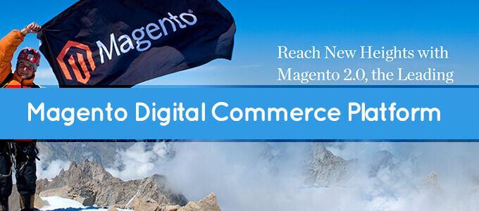 magento digital commerce platform