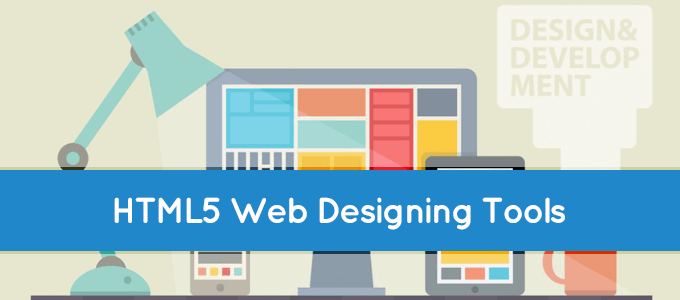 HTML5 Designing Tools For Web Designers