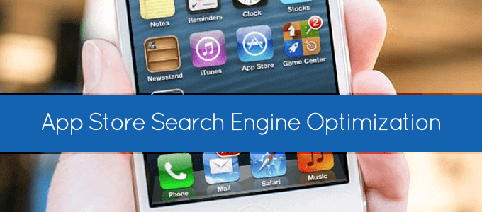 app store search engine optimization