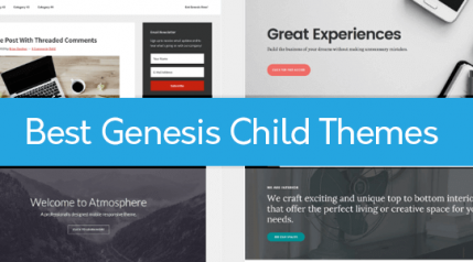 great child themes for genesis