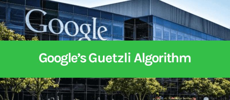 google new algorithm guetzli