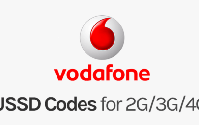 Check Vodafone Net Balance – USSD Codes for 2G/3G/4G Vodafone Balance check