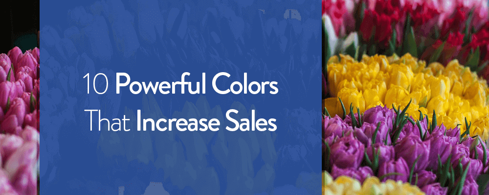 powerful marketing colors