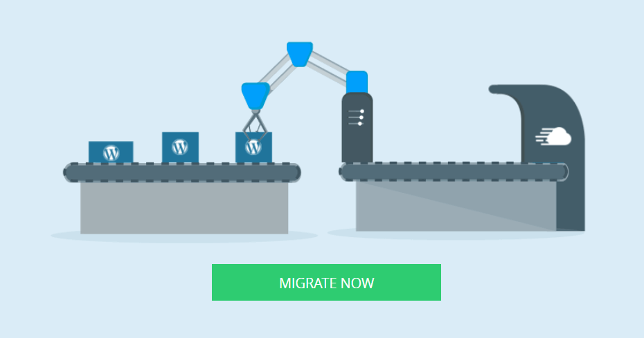 wordpress migration service free