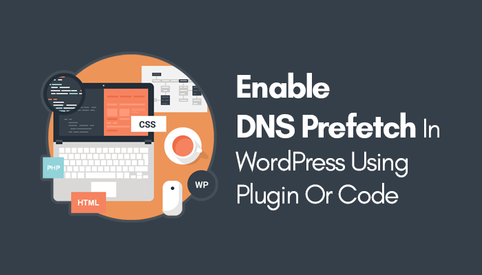 enable dns prefetch in wordpress using plugin and code snippet