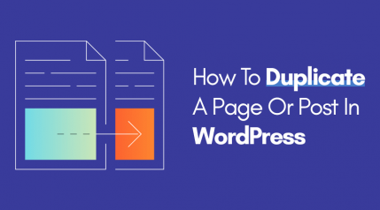 how to duplicate pages in wordpress website