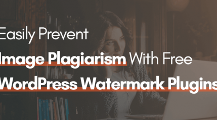 Prevent Image Plagiarism With These Free WordPress Watermark Plugins