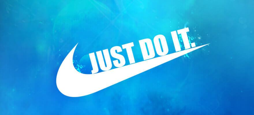 nike creative headings