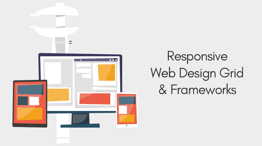 website design grids and frameworks