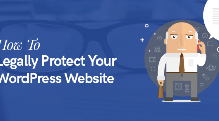 How to Legally Protect Your WordPress Website Within 5 Minutes