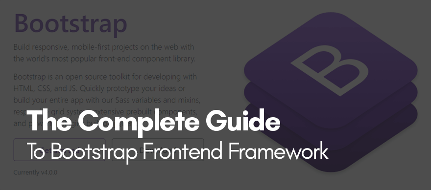 Complete Guide To Bootstrap