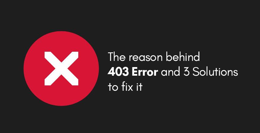 How to fix Error 403 and 500 Internal Server Error in WordPress | WPVKP